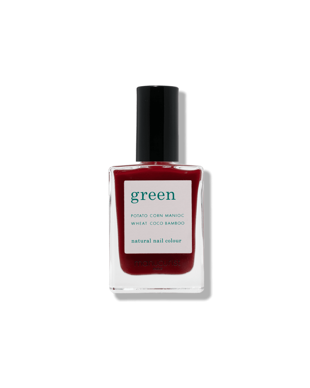 Vernis Green - Dark Pansy