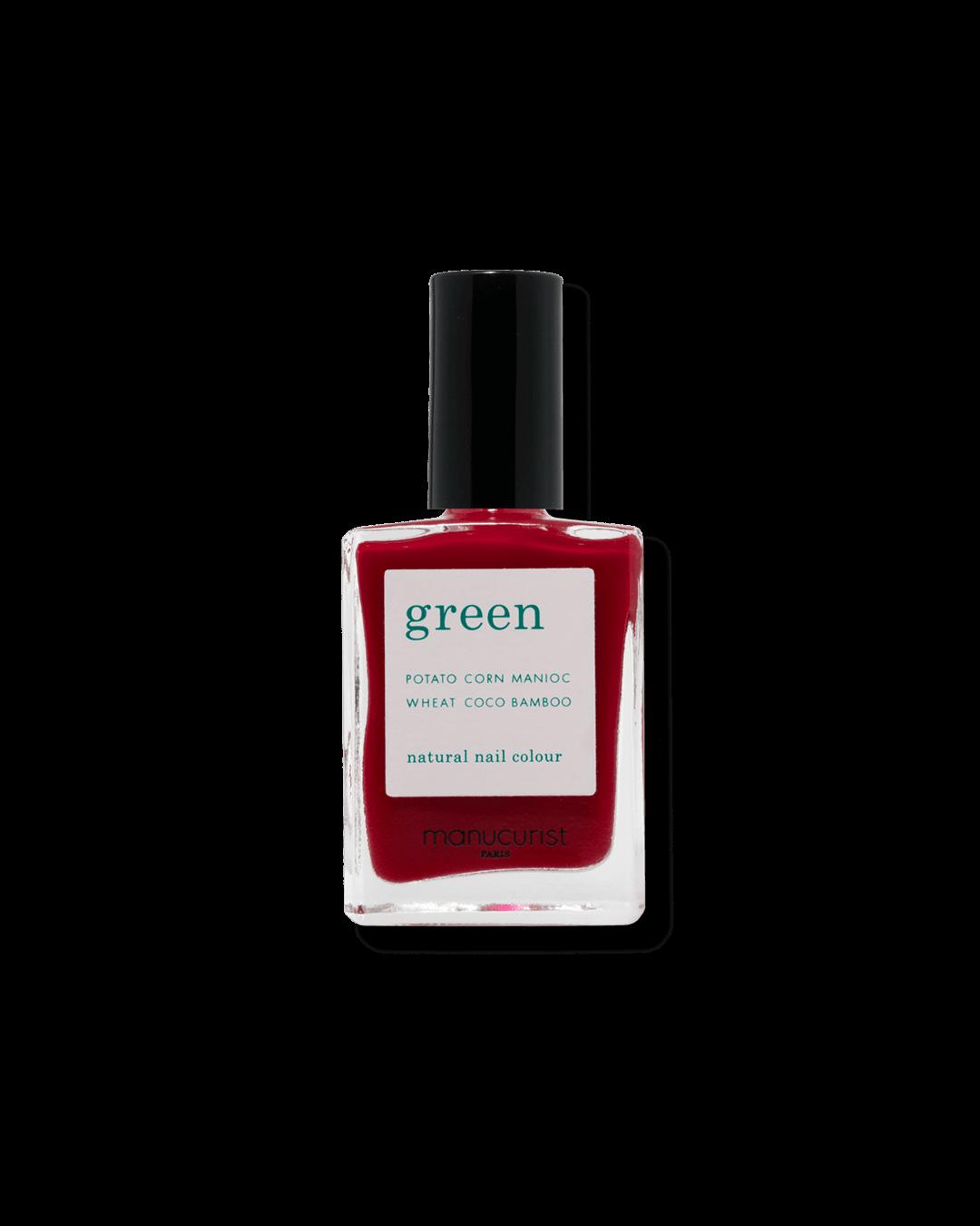 Vernis Green - Pomegranate