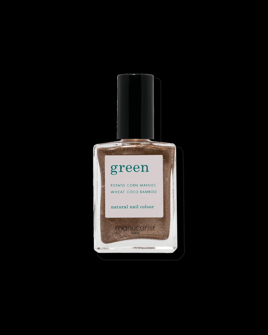 Vernis Green - Bronzé