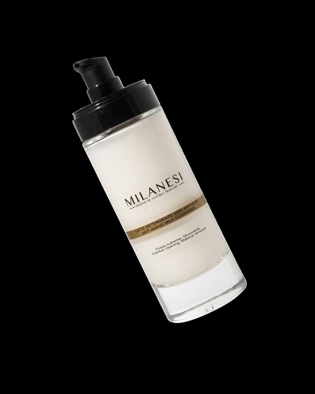 Montenapoleone Anti-aging milk cleanser