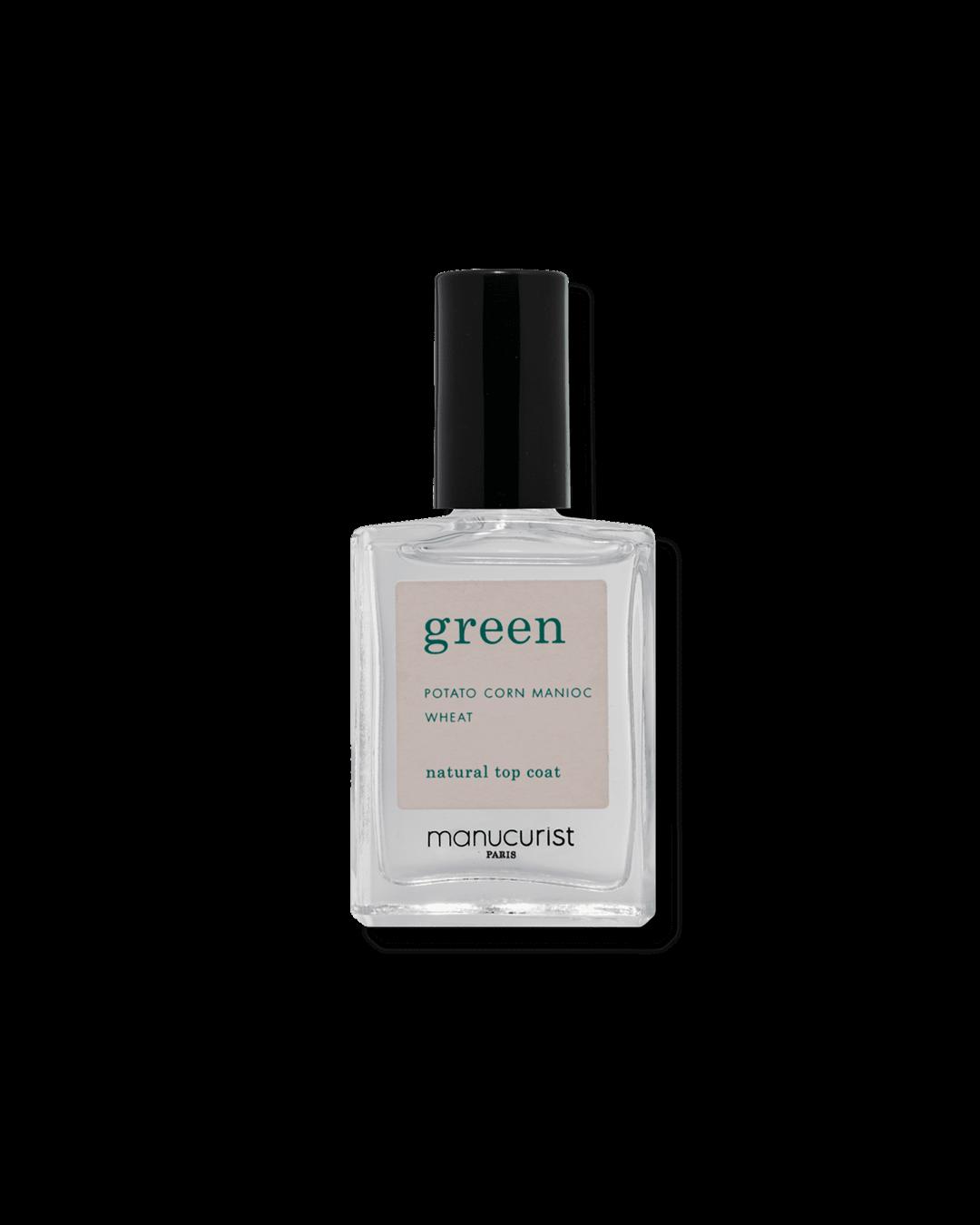 Vernis Green - Top Coat