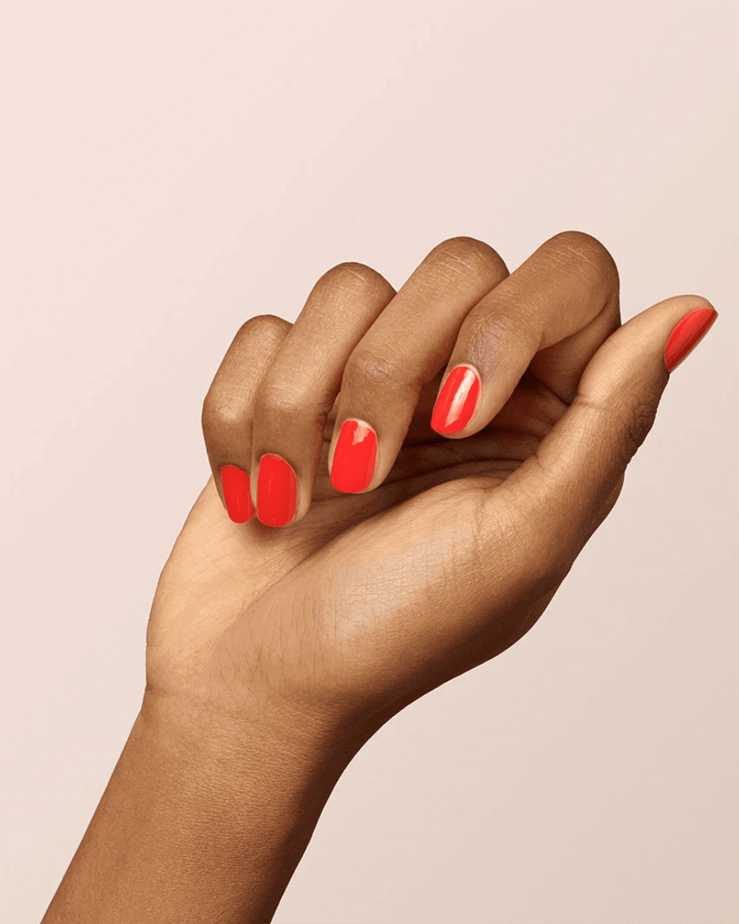 Vernis Green - Red Coral