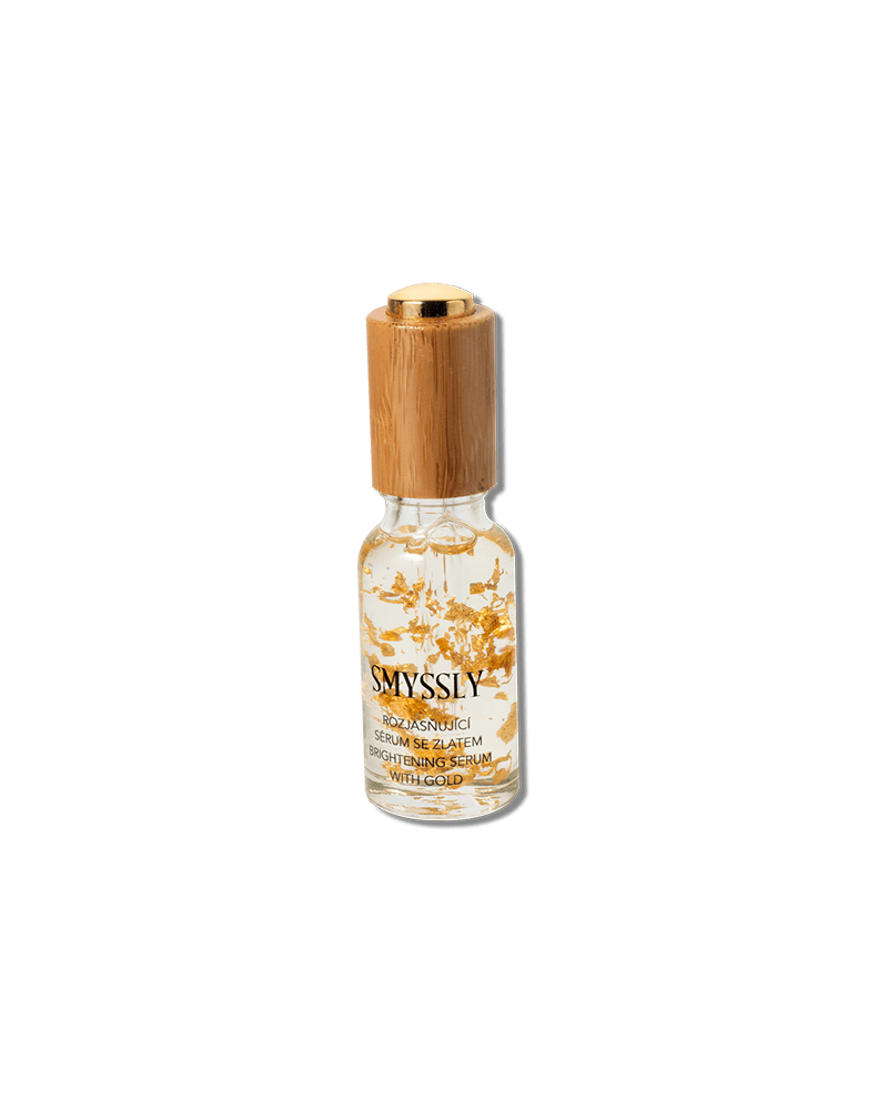 Brightening Serum With Gold