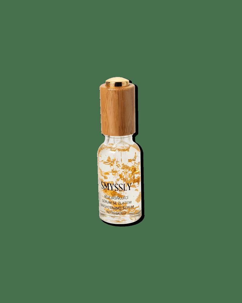Brightening Serum With Gold