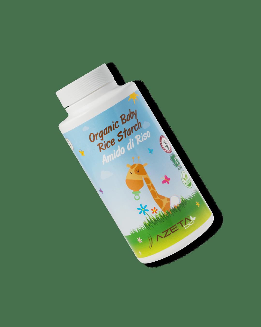 Organic Baby Rice Starch