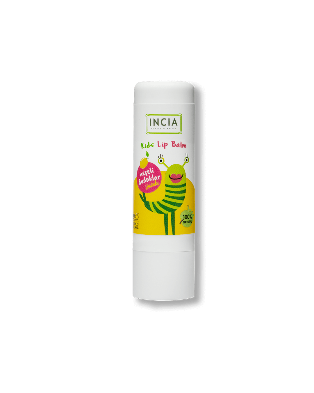 Kids Lip Balm Lemon