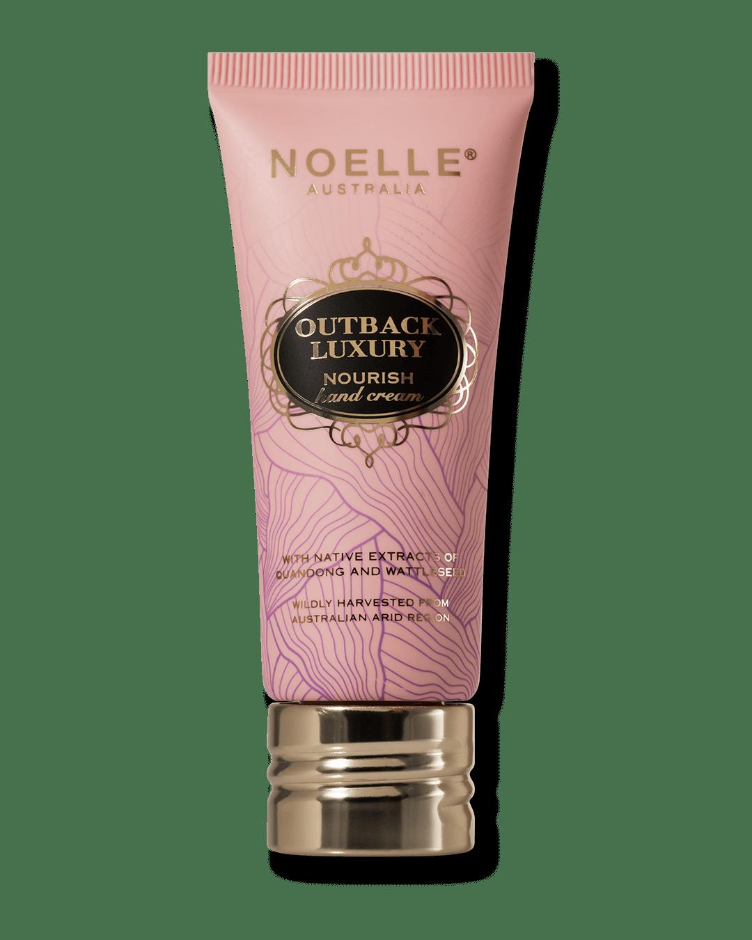 Nourish Hand Cream Outback Luxury
