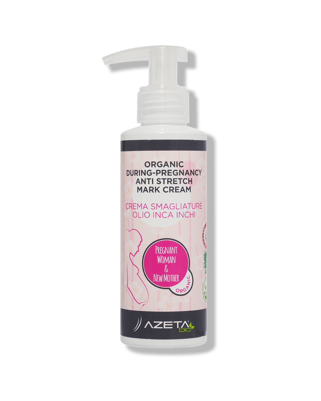 Organic Pregnancy Anti Stretch Mark Cream