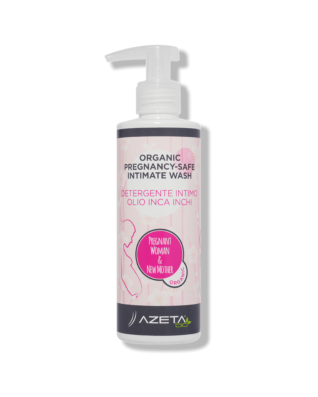 Organic Pregnancy Safe Intimate Wash