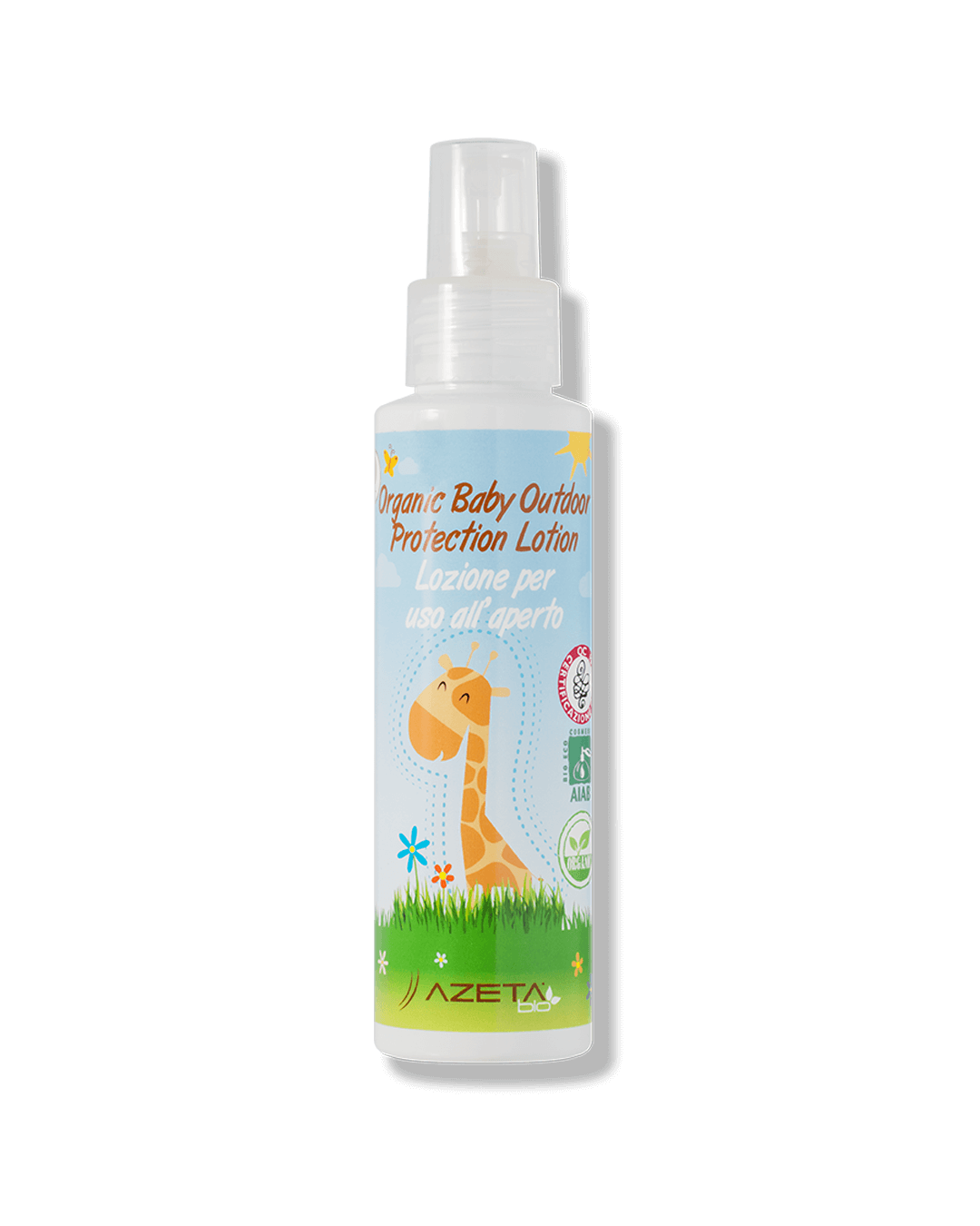 Organic Baby Outdoor Protection Lotion