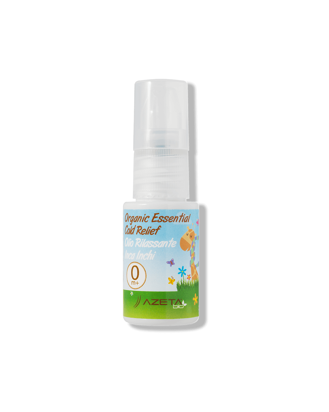Organic Essential Cold Relief