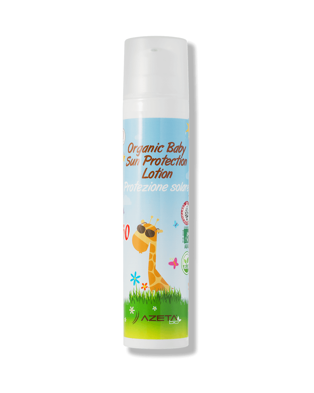 Organic Baby Sun Protection Lotion SPF 50