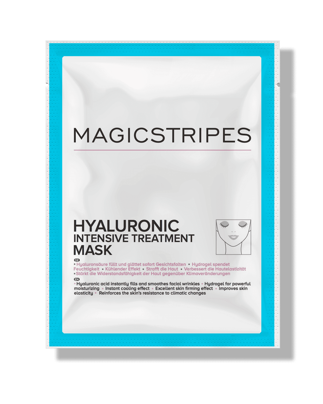 Hyaluronic Treatment Mask Sachet