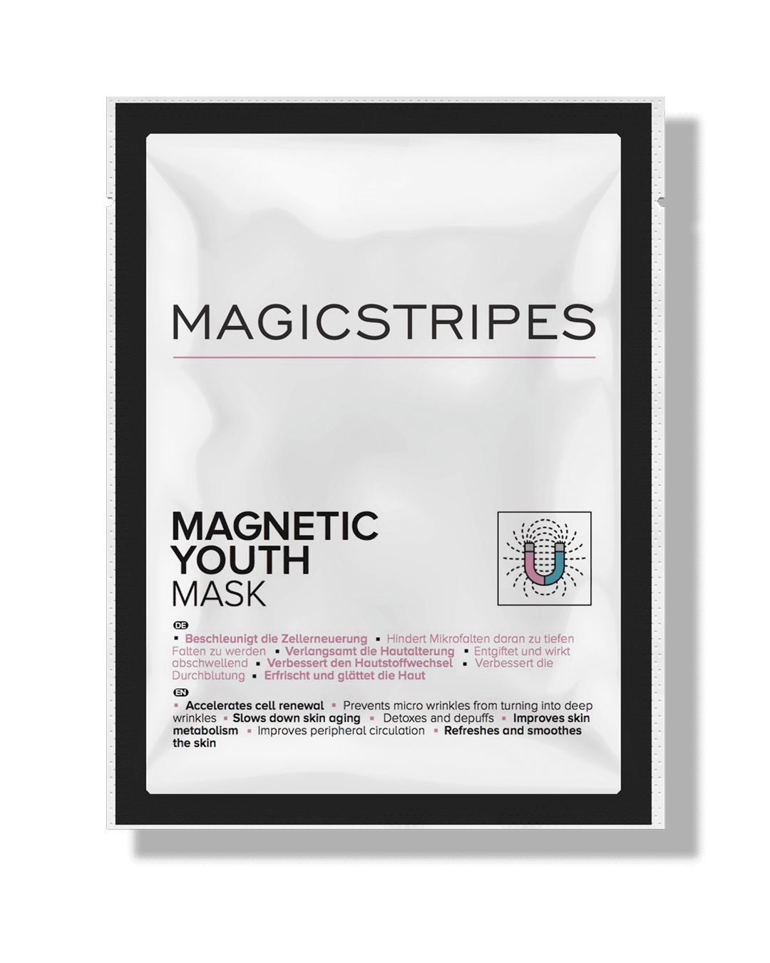 Magnetic Youth Mask Sachet