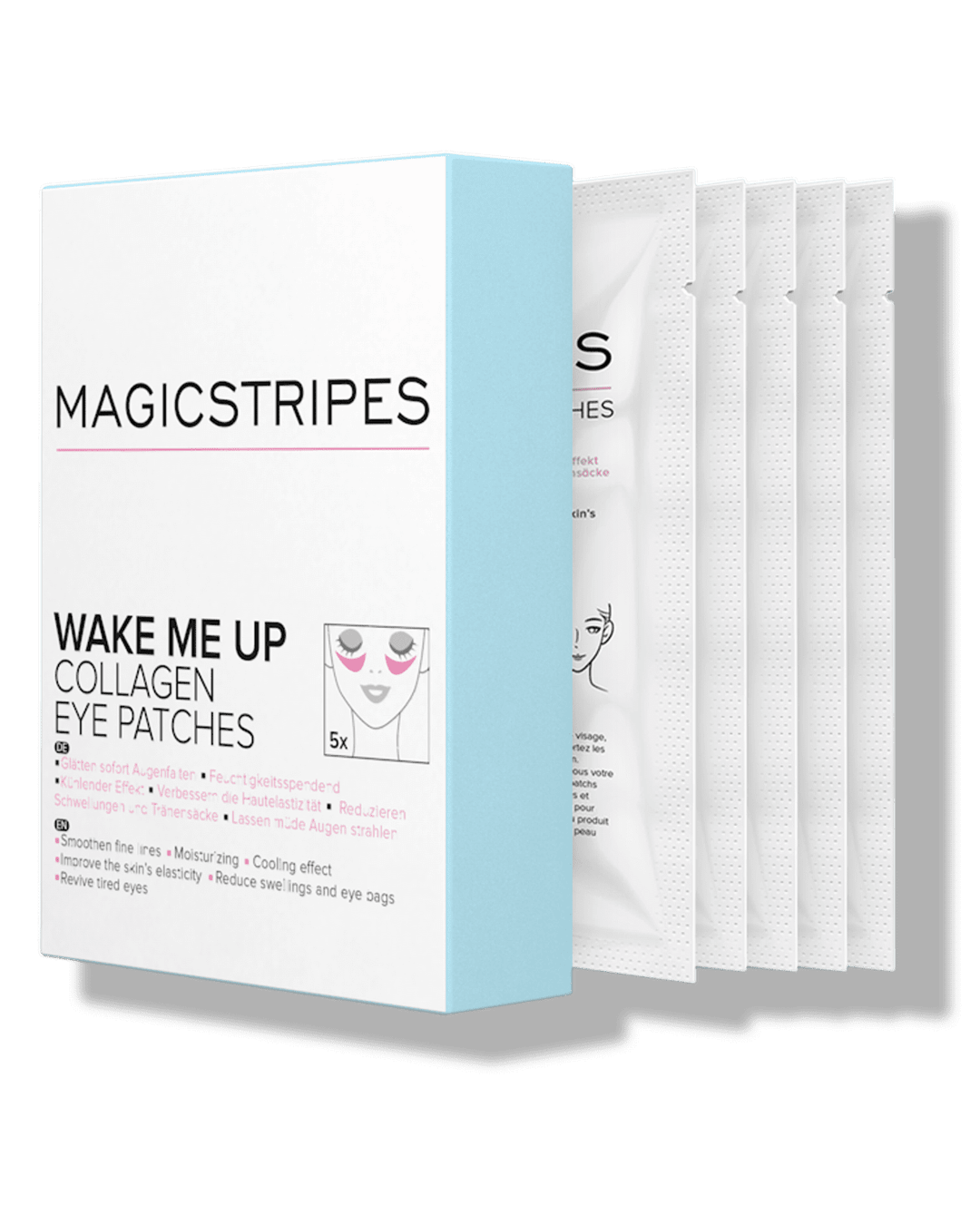 Wake Me Up Collagen Eye Patches