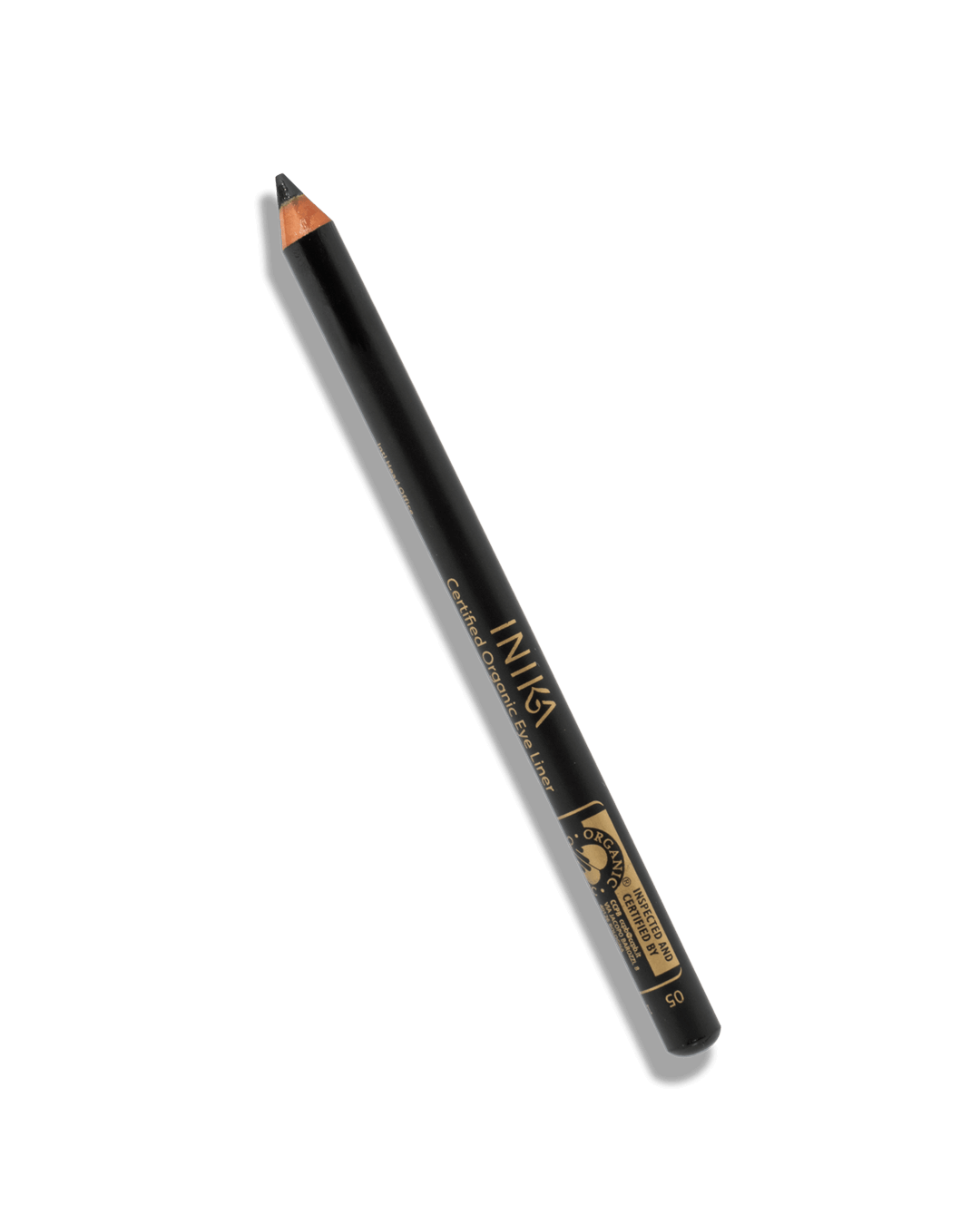 Certified Organic Eye Pencil Black Caviar