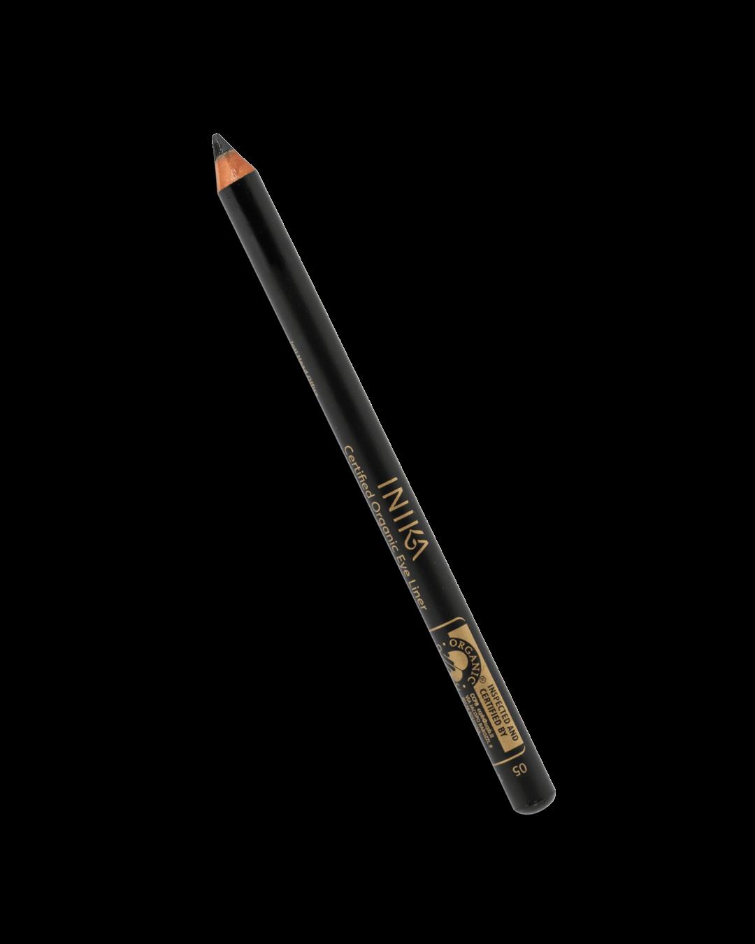 Certified Organic Eye Pencil Black Caviar