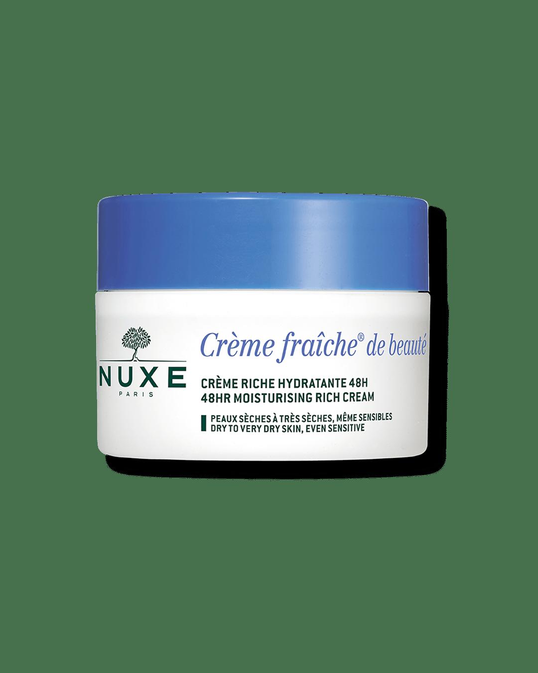 Crème fraîche® de beauté hydratační krém pro suchou až velmi suchou pleť