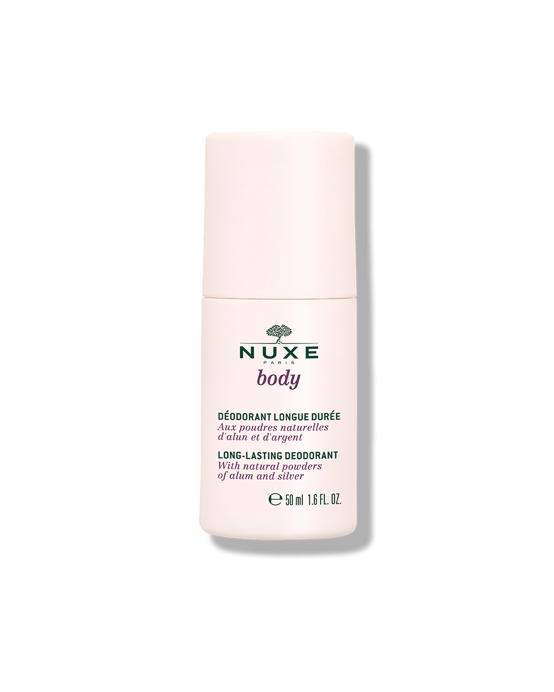 Body deodorant s dlouhodobým účinkem