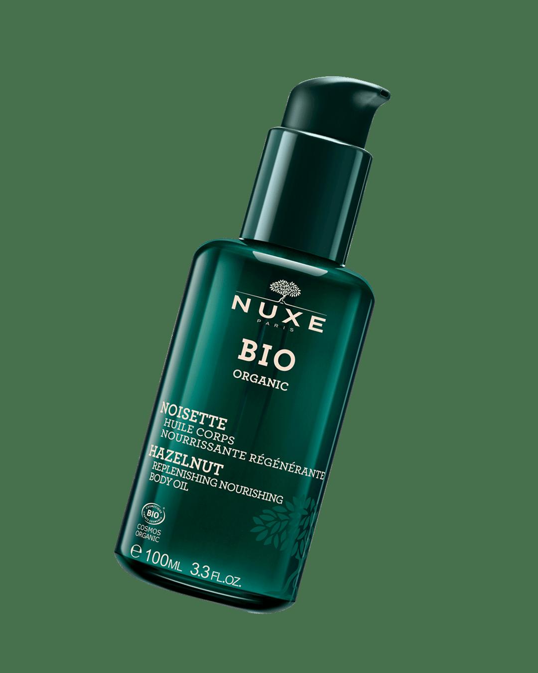 Bio vyživující tělový olej