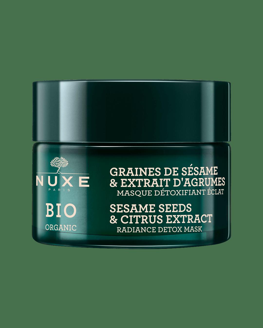Bio rozjasňující detoxikační maska