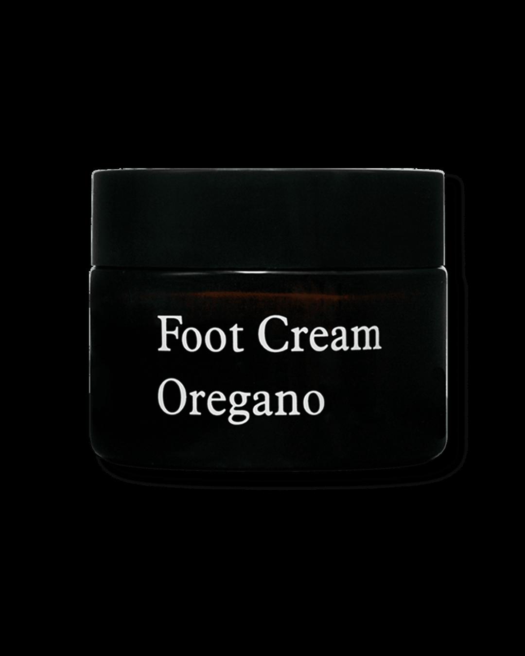 Foot Cream Oregano