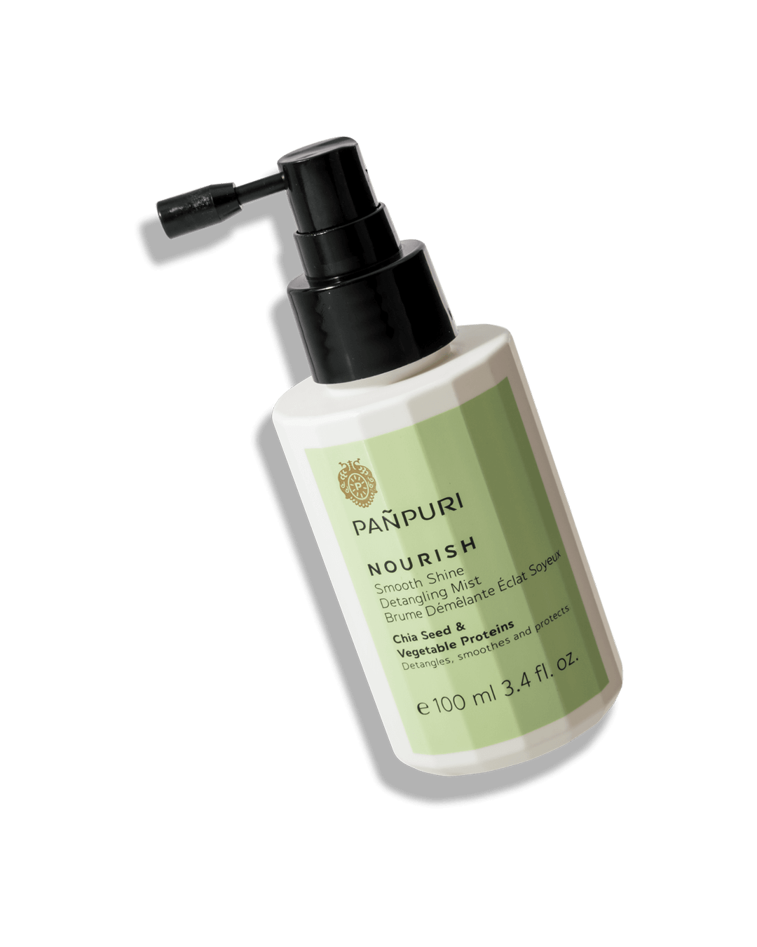 Nourish Smooth Shine Detangling Mist