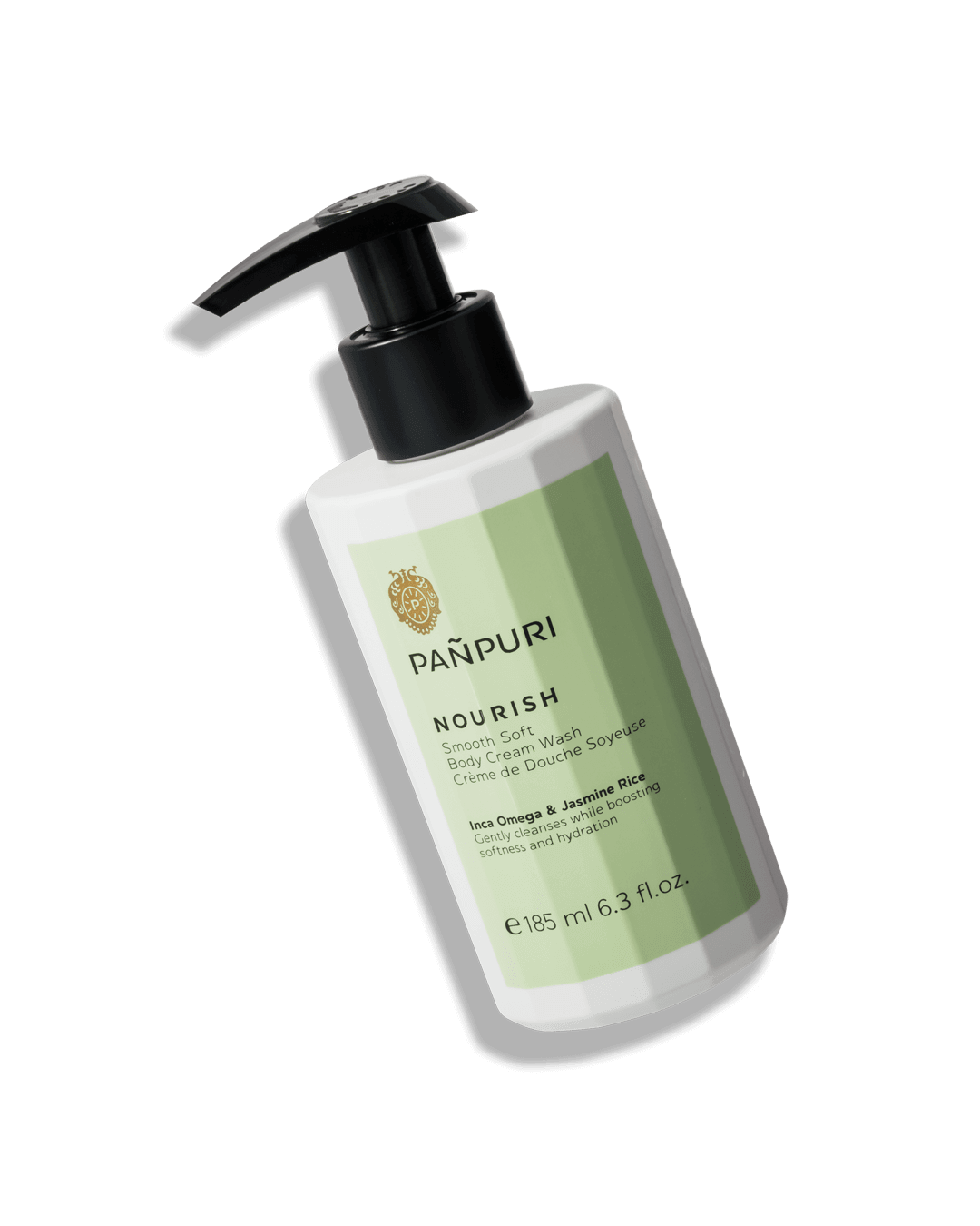 Nourish Body Cream Wash