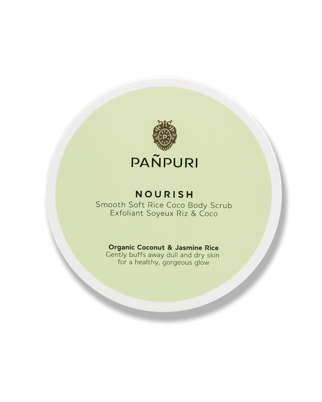 Nourish Smooth Soft Rice Coco Body Scrub
