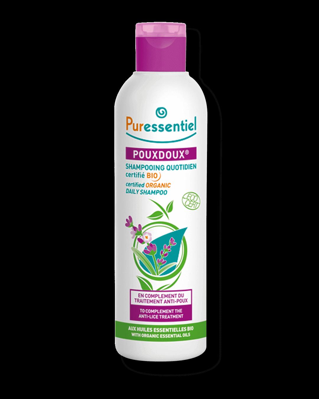 Pouxdoux šampon proti vším