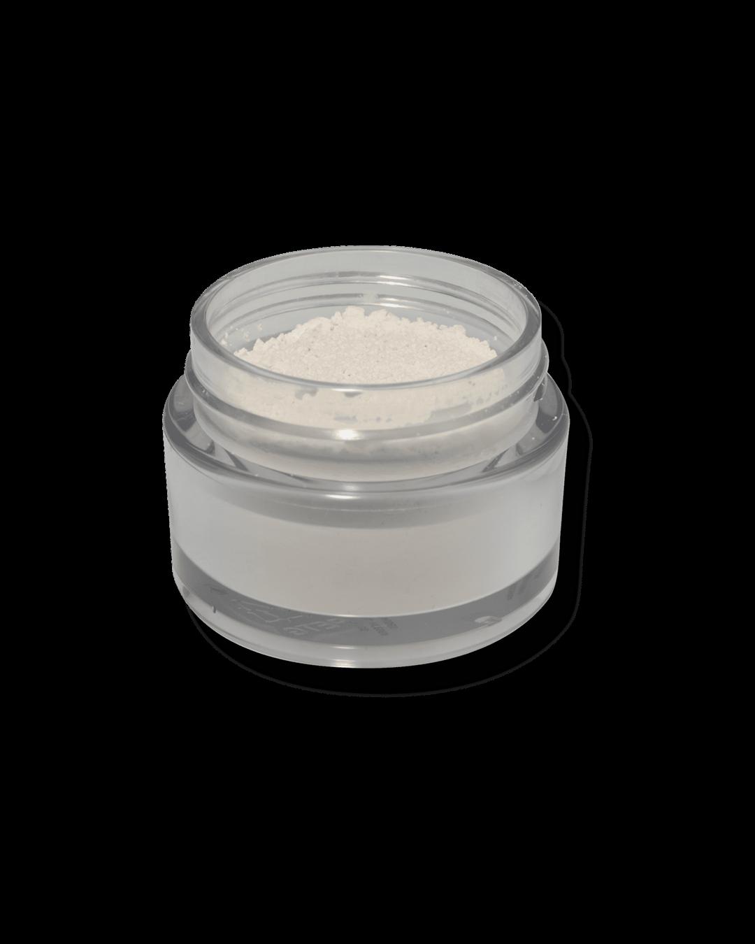 Silk finish powder