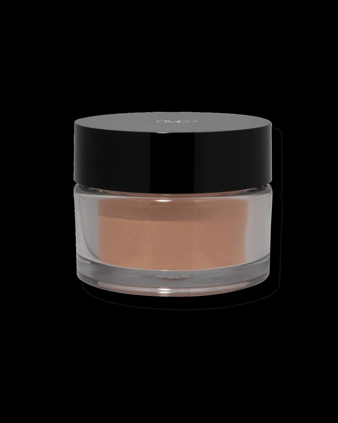 Silk glow powder
