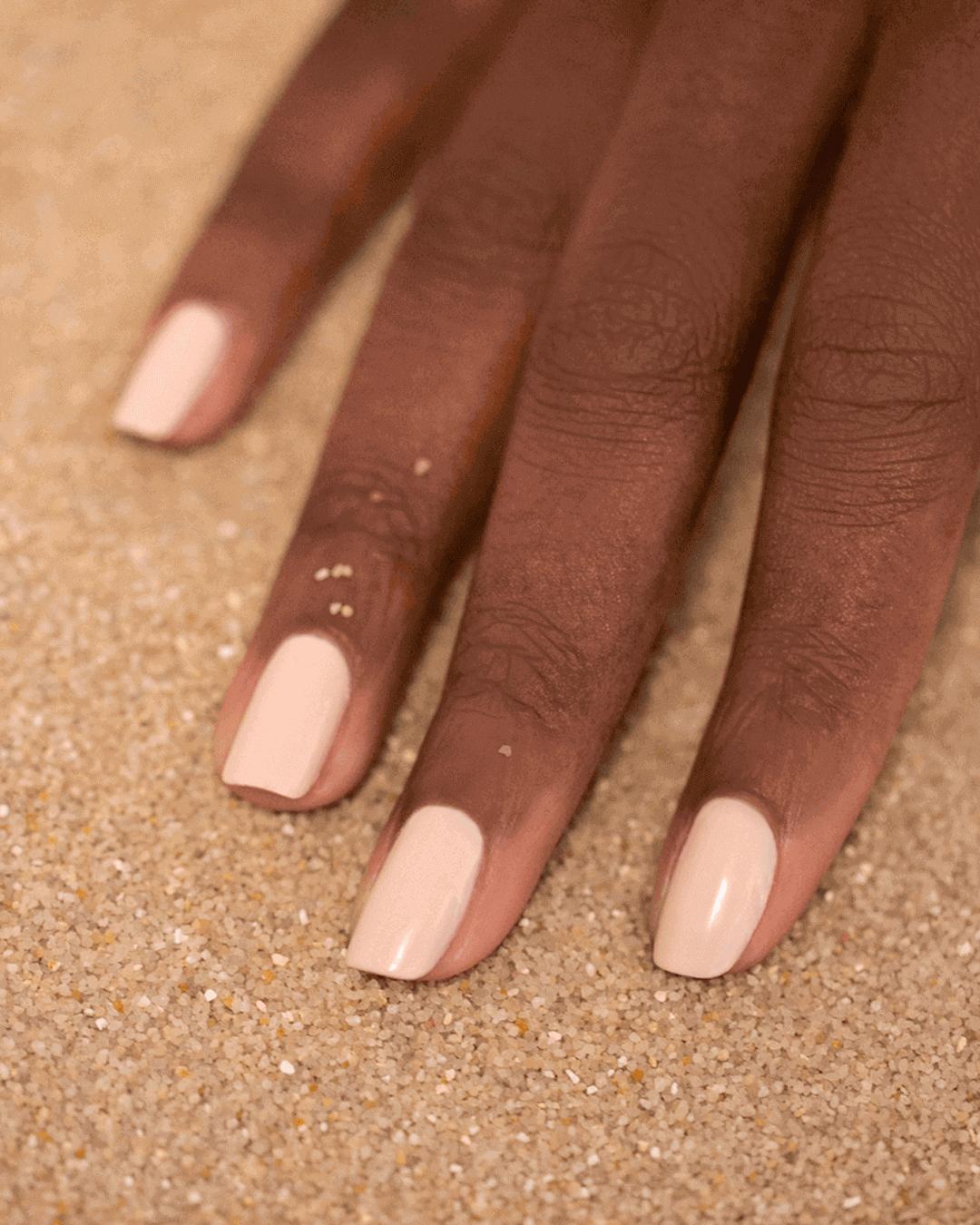Vernis Green - Pastel Pink