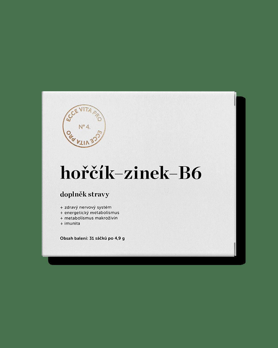 Hořčík-Zinek-B6