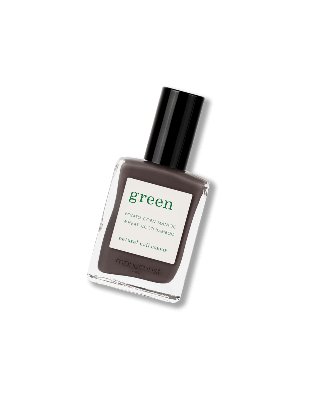 Vernis Green - Dark Wood