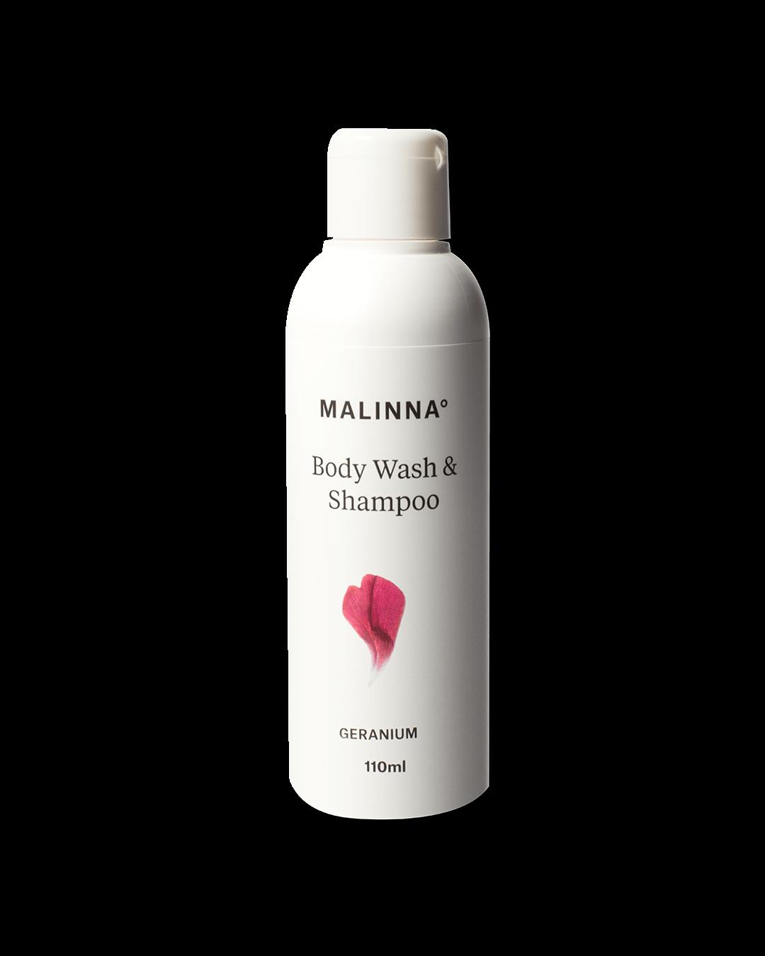 Body Wash&Shampoo - Geranium
